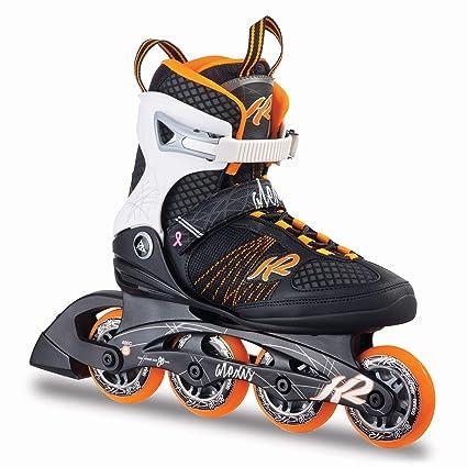 0f650ec6280b76 Amazon.com   K2 Skate Women s Alexis 80 Inline Skates   Sports ...