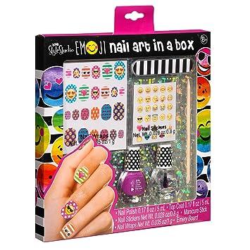 Amazon 3c4g Three Cheers For Girls Nail Polish Nail Art Kit In