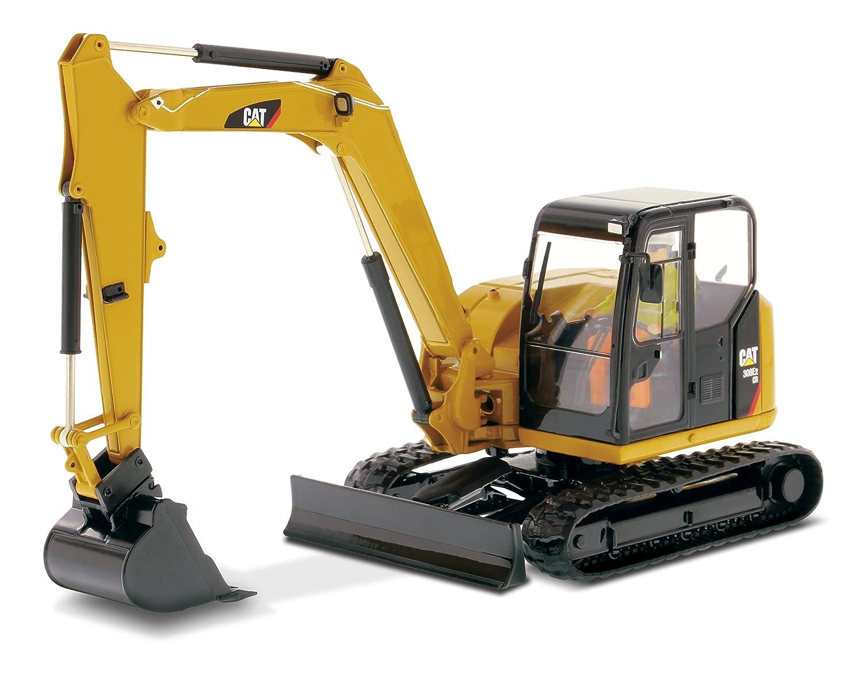 Amazon.com: Caterpillar 308E2 CR SB Mini Hydraulic Excavator High Line  Series Vehicle: Toys & Games