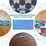 Microfiber Mop Pads Compatible with Swiffer