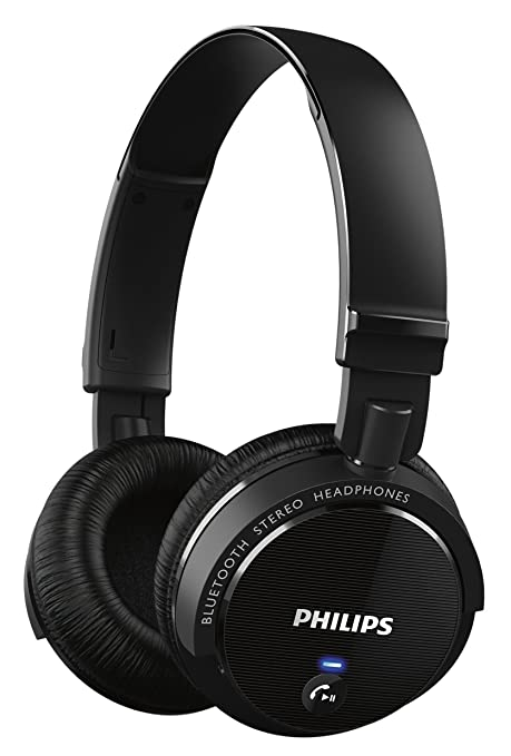 Philips Shb5500bk Wireless Bluetooth Headphones Amazon In Electronics
