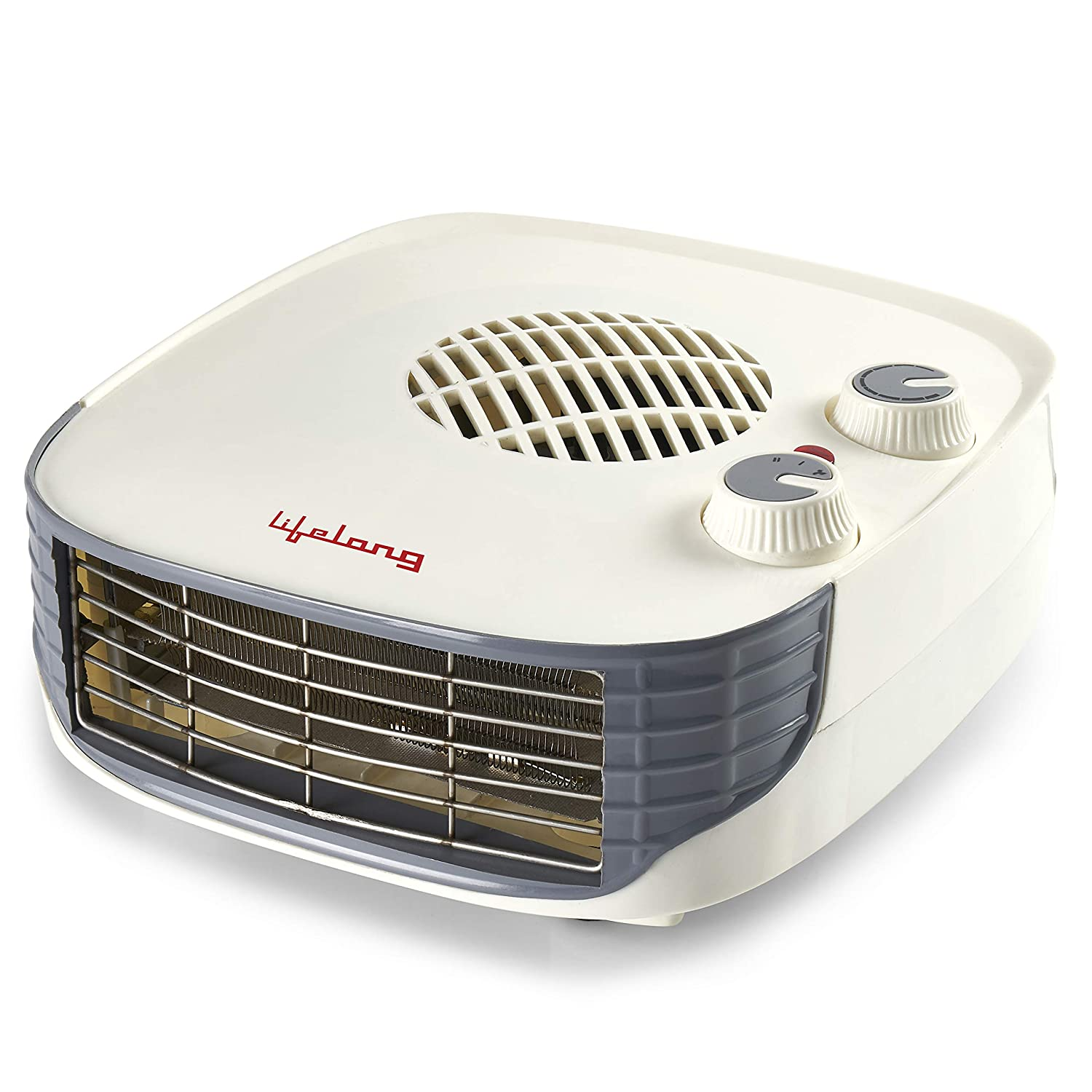 Lifelong LLFH03 Flare-Y Convector 2000W (ISI Certified) Fan room heater