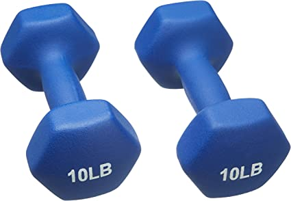 20 lb Neoprene Dumbbell Pairs and Sets with Stands 3 Pairs of Dumbbells