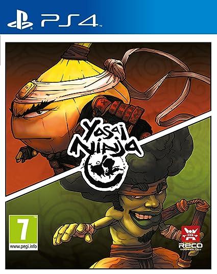Yasai Ninja: playstation 4: Amazon.es: Videojuegos