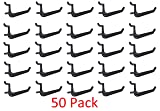 JSP Manufacturing 50 Pack Of JUMBO Pegboard Hooks