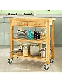 Kitchen Islands & Carts | Amazon.com