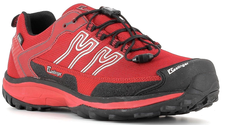 Kastinger Unisex Schuhe Damen und Herren Trail A Wasserdichter Outdoor-Halbschuh, K-Tex Membran für Wasserdichtigkeit und Atmungsaktivität, Schnellschnürung, Trailrunning