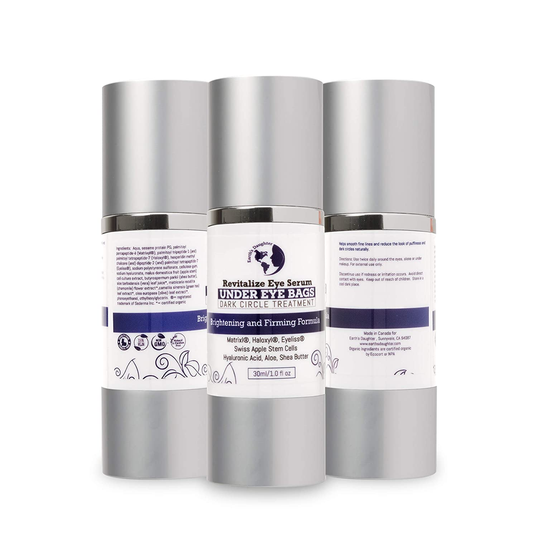 Dark Circles Under Eye Treatment | Anti Aging Serum & Eye Bags Treatment |  Revitalize Eye Serum
