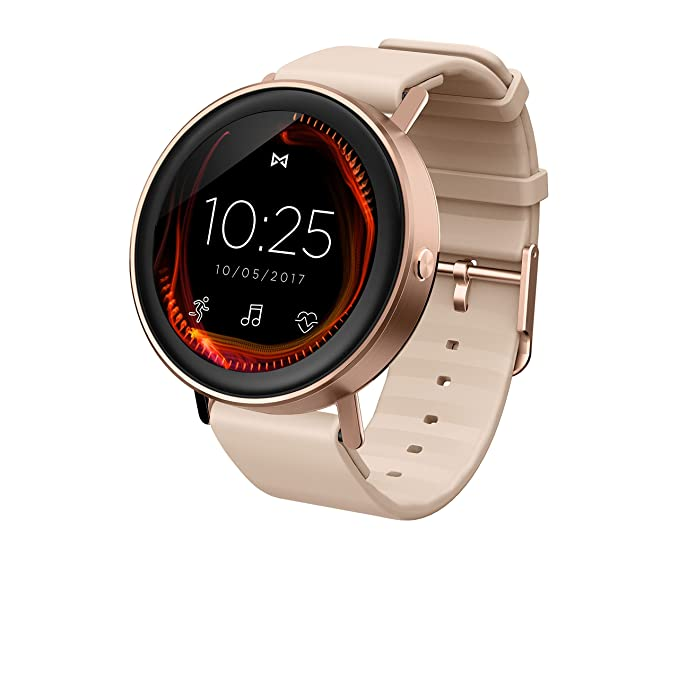 Misfit Vapor Pantalla táctil Smartwatch, Color Rosa: Amazon.es ...