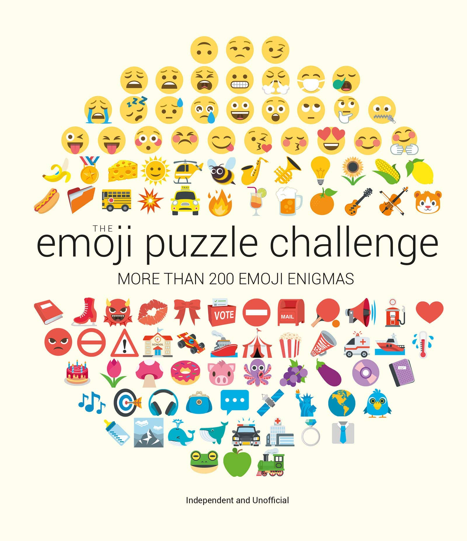 This awesome emoji puzzle will look