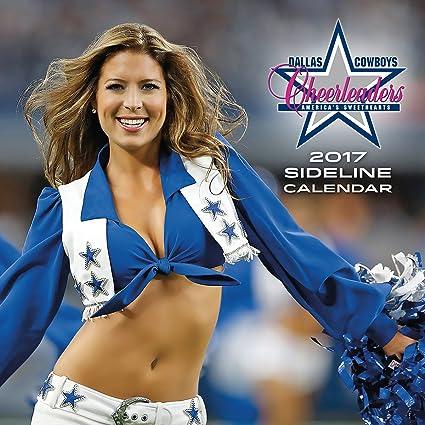 Amazon Turner Licensing 2017 Dallas Cowboys Cheerleaders Wall