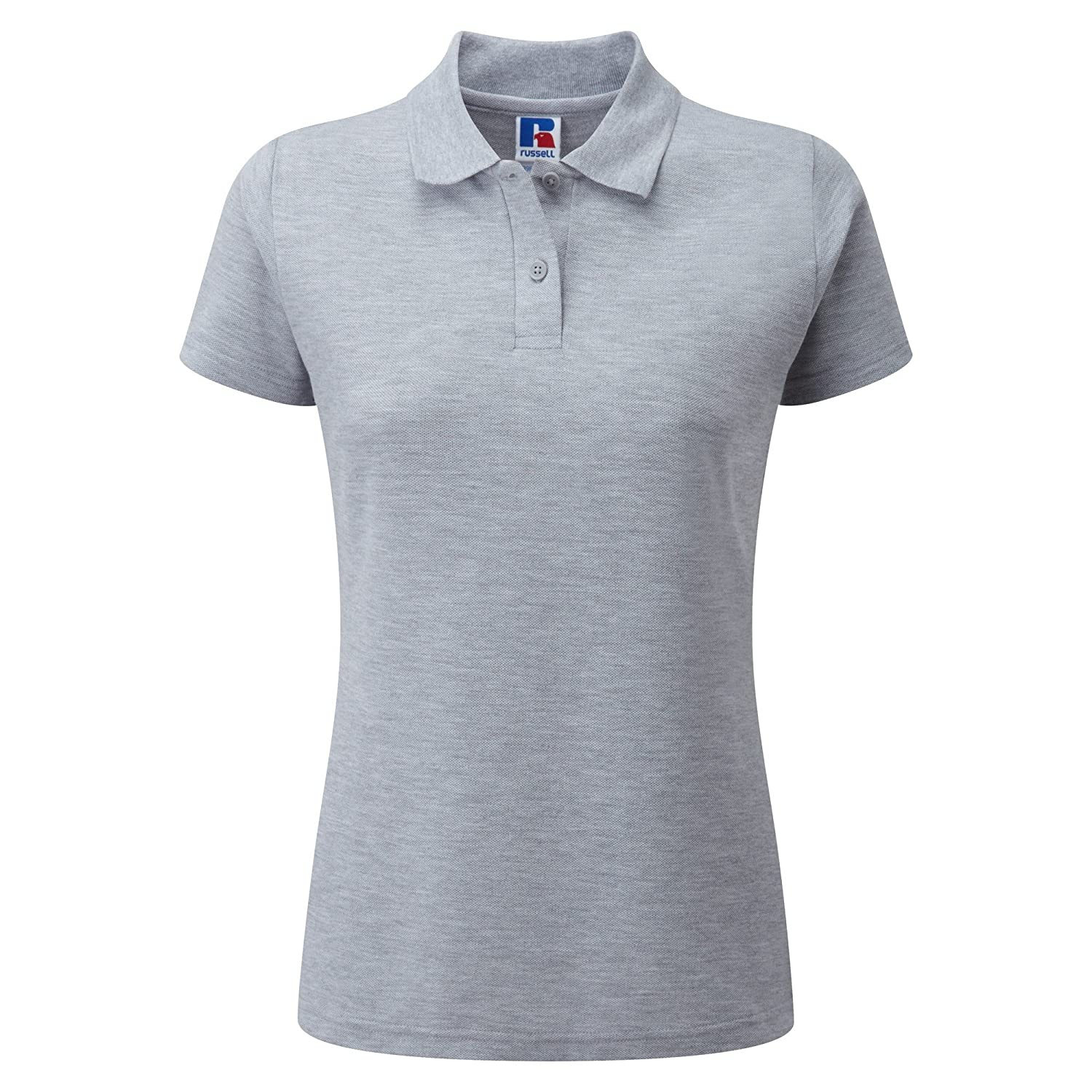 Jerzees Colours Ladies 65//35 Hard Wearing Pique Short Sleeve Polo Shirt
