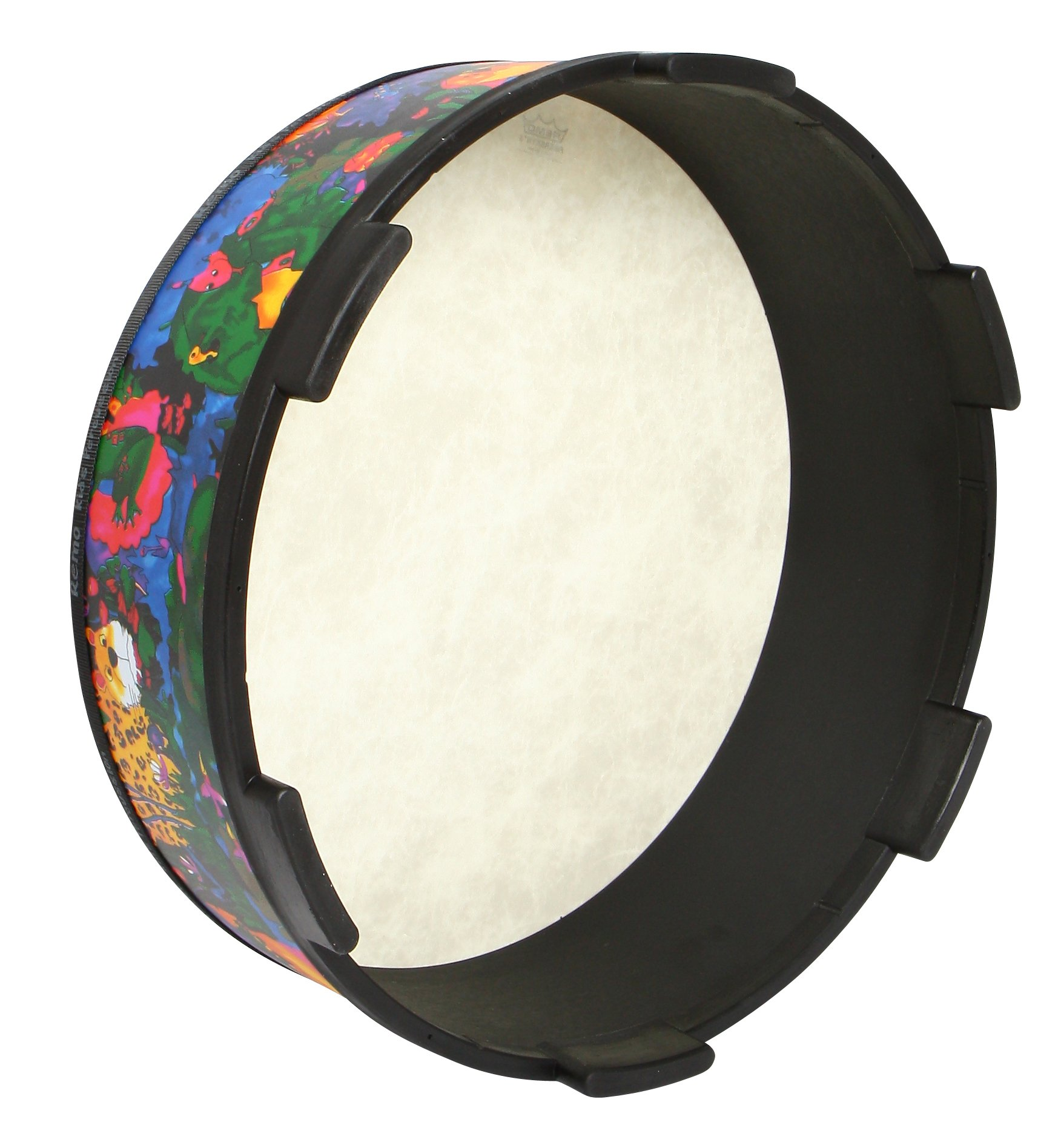 Remo KIDS PERCUSSION Gathering Drm 22x8 Rain For by Remo