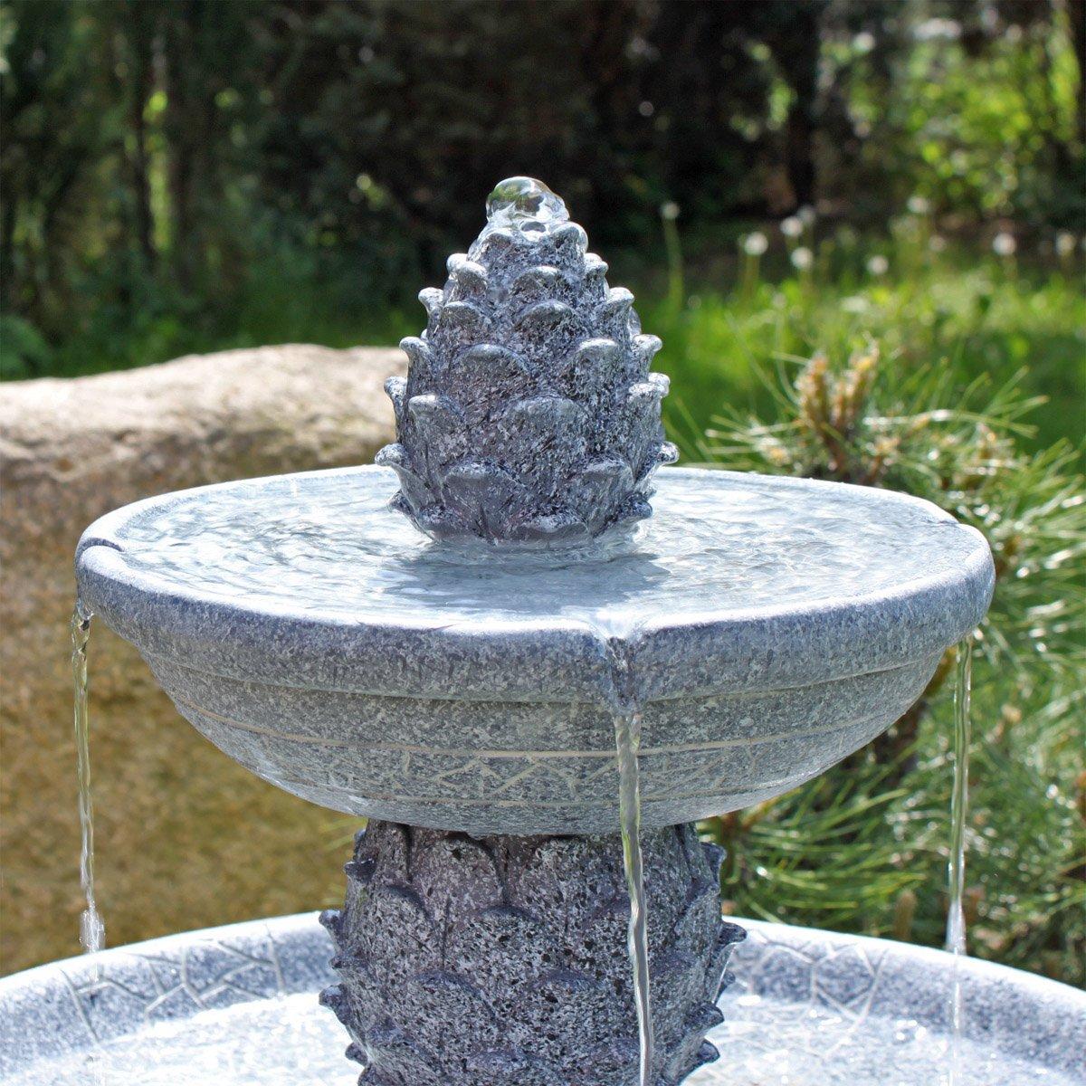 solar springbrunnen kaktus nsp6 standbrunnen fr balkon terrasse - Deko Solar Springbrunnen Mit Akku Set Led Balkon Terrasse Solarbrunnen Zierbrunnen Ebay