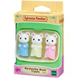 Sylvanian Families 5337 Marshmallow Mouse Triplets Various
