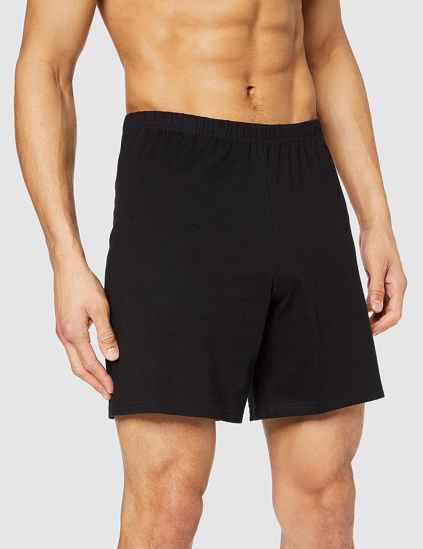 Schiesser Herren Comfort Fit Kurz Zweiteiliger Schlafanzug