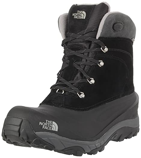 M Chilkat II Boots Black/Griffin Grey 9