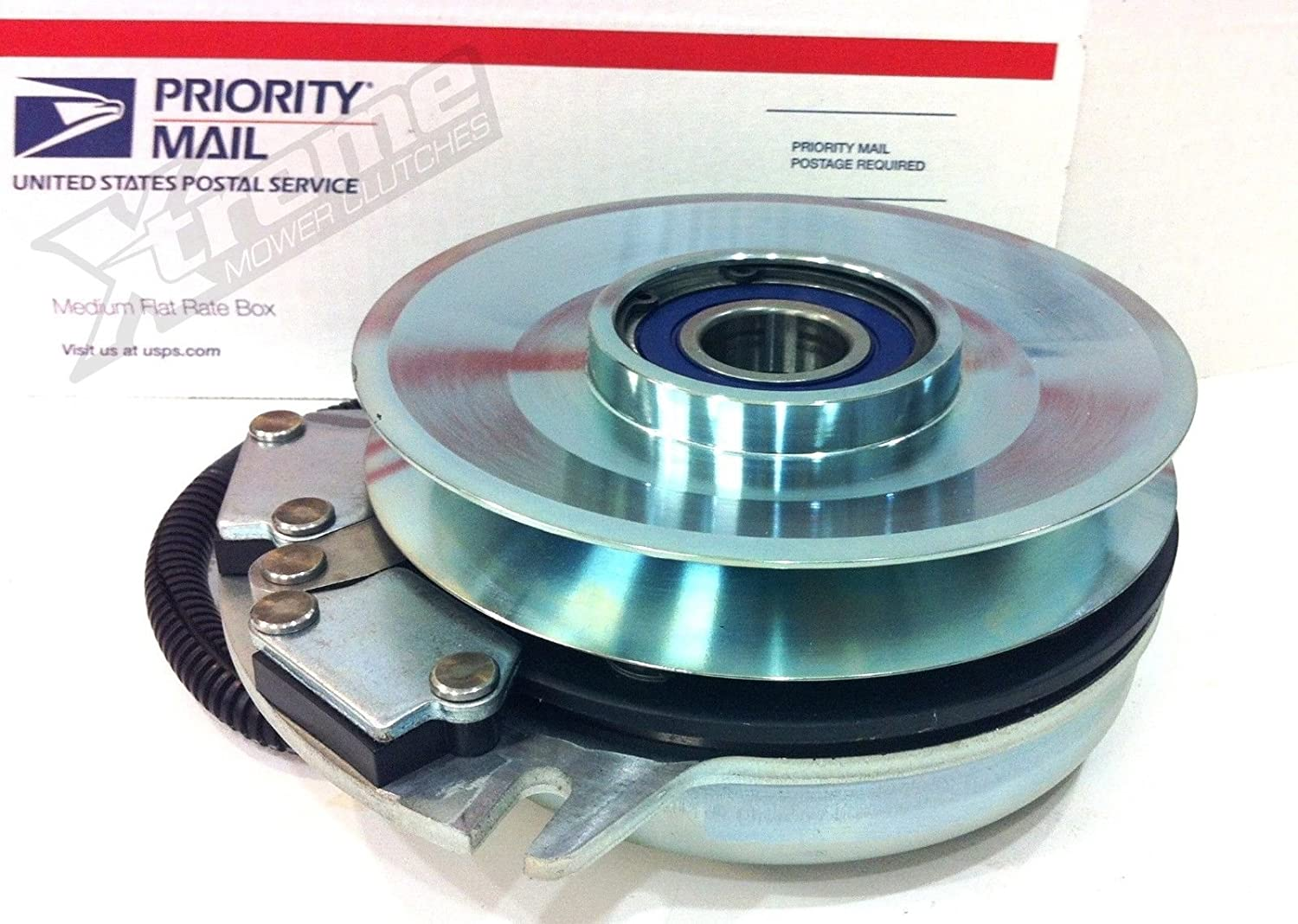 81pHlvLGtLL._SL1500_ amazon com replaces warner 5218 6 cub cadet pto clutch 917 3403 Borg Warner Clutch Catalog at crackthecode.co