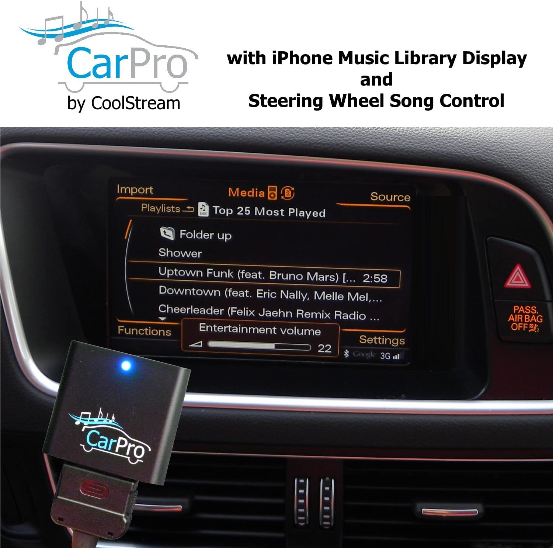 Amazon.com: Adaptador Bluetooth para BMW y Mini Cooper iPod ...