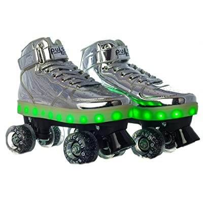 Chicago Skates Pulse Light-Up Quad (Little Kid/Big Kid/Adult): Sports & Outdoors