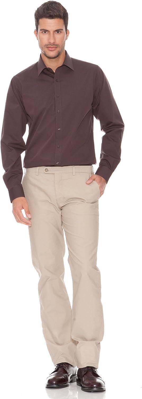 Rushmore Camisa Timbal Marrón L: Amazon.es: Ropa y accesorios