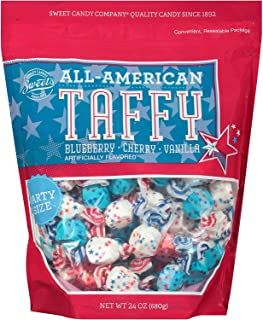product image for Saltwater Taffy, Gourmet All-American Taffy, 7.5 Ounces