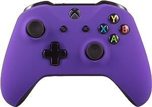 Microsoft Xbox One S Wireless Bluetooth Controller Xbox One Custom Soft Touch Purple
