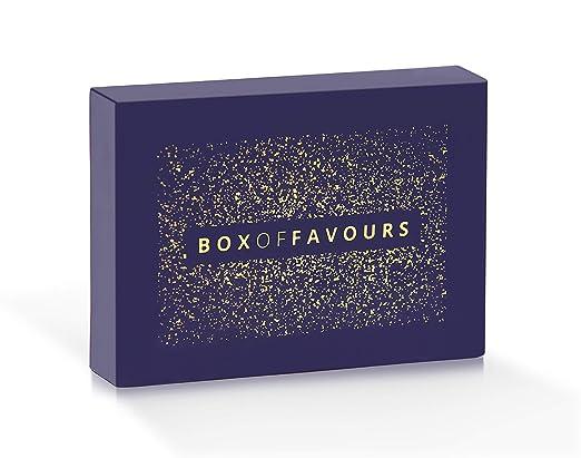 Box Of Favours Caja de favores – el último nuevo regalo para alguien especial, para cumpleaños/Navidad/San Valentín/boda/día de la madre/Día del ...