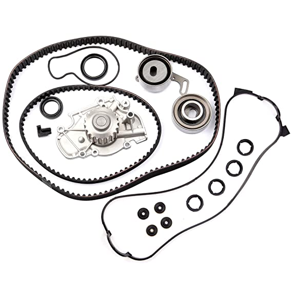 Amazon Com Eccpp New Timing Belt Water Pump Kit Fit 1990 1997 Honda