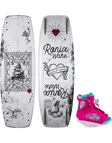 Ronix Quarter Til Midnight Wakeboard w/Luxe Bindings Womens