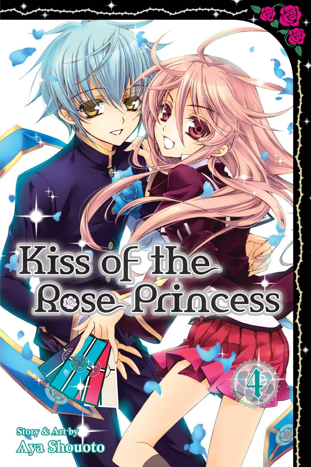 Kiss of the Rose Princess, Vol. 4 pdf epub