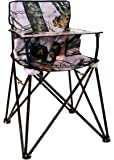 ciao! baby Portable High Chair, Pink Camo