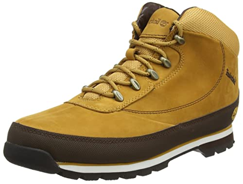 Timberland Eurobrook, Men's Slouch Boots, Beige (Wheat), 6.5 UK (40