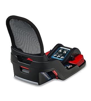Britax Infant Car Seat Base With Anti Rebound Bar Black