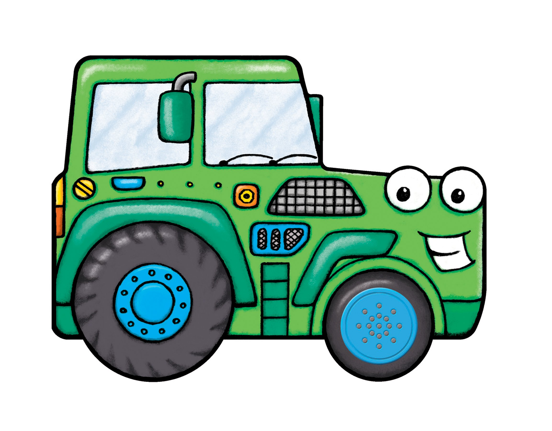 Tractor (Vehicle Boards) pdf