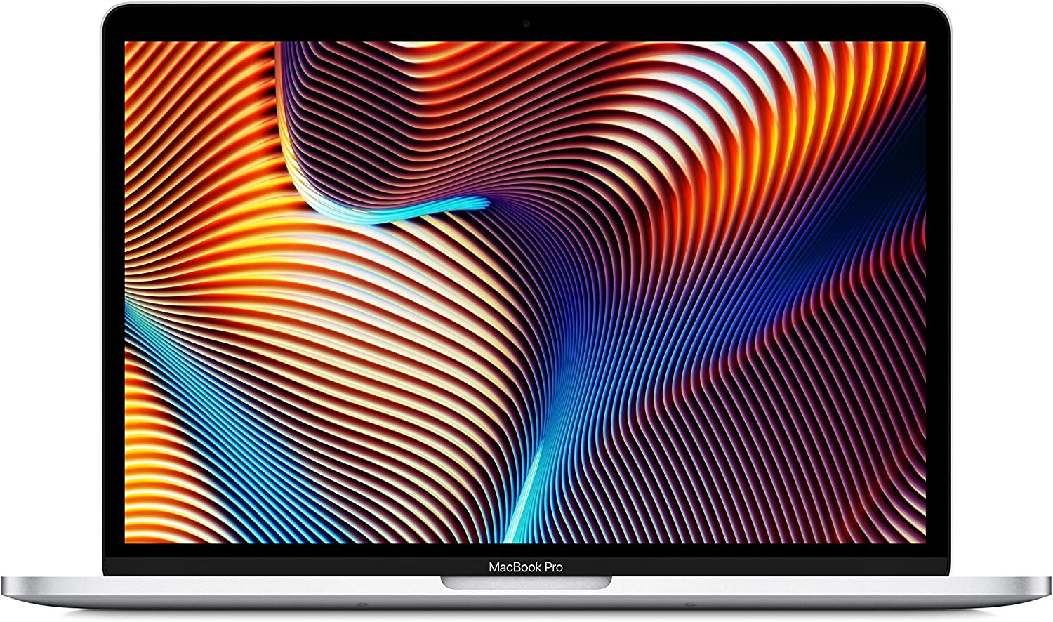 Apple MacBook Pro 2019 Model (5V9A2LL/A) 13.3-inch, 512GB Storage - Silver (Renewed)