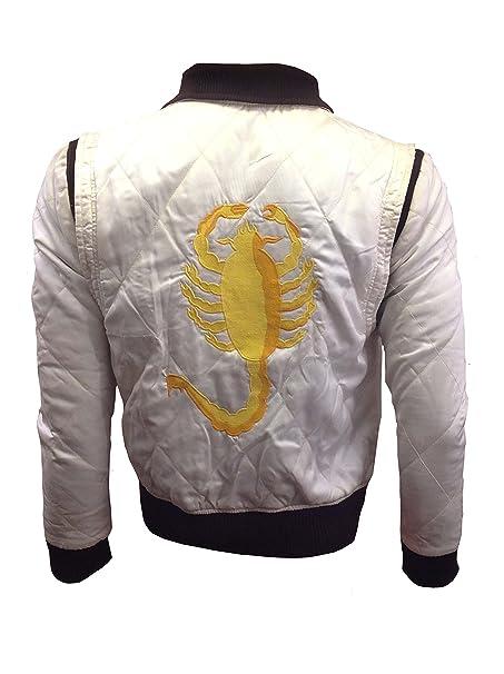 Drive Leather Scorpion Fit Trucker Clara Gosling Slim Jackets Ryan 8wOPn0kX