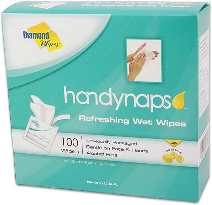 5 Pack Hand Refreshing Wipe 50 Piece Hand Wet Wipes Disposable Wipes Suitable for Home Cellphone Hand Daily Use,Travel,Cleaning A003
