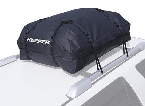 Waterproof Cargo Bag >> Keeper 07204 Black Premium Waterproof Cargo Bag 15 Cubic Feet