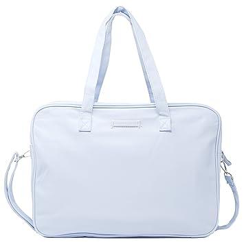 Bolso maternal bebe, bolso maternidad, bolsa maternidad, bolso viaje bebe (Azul)