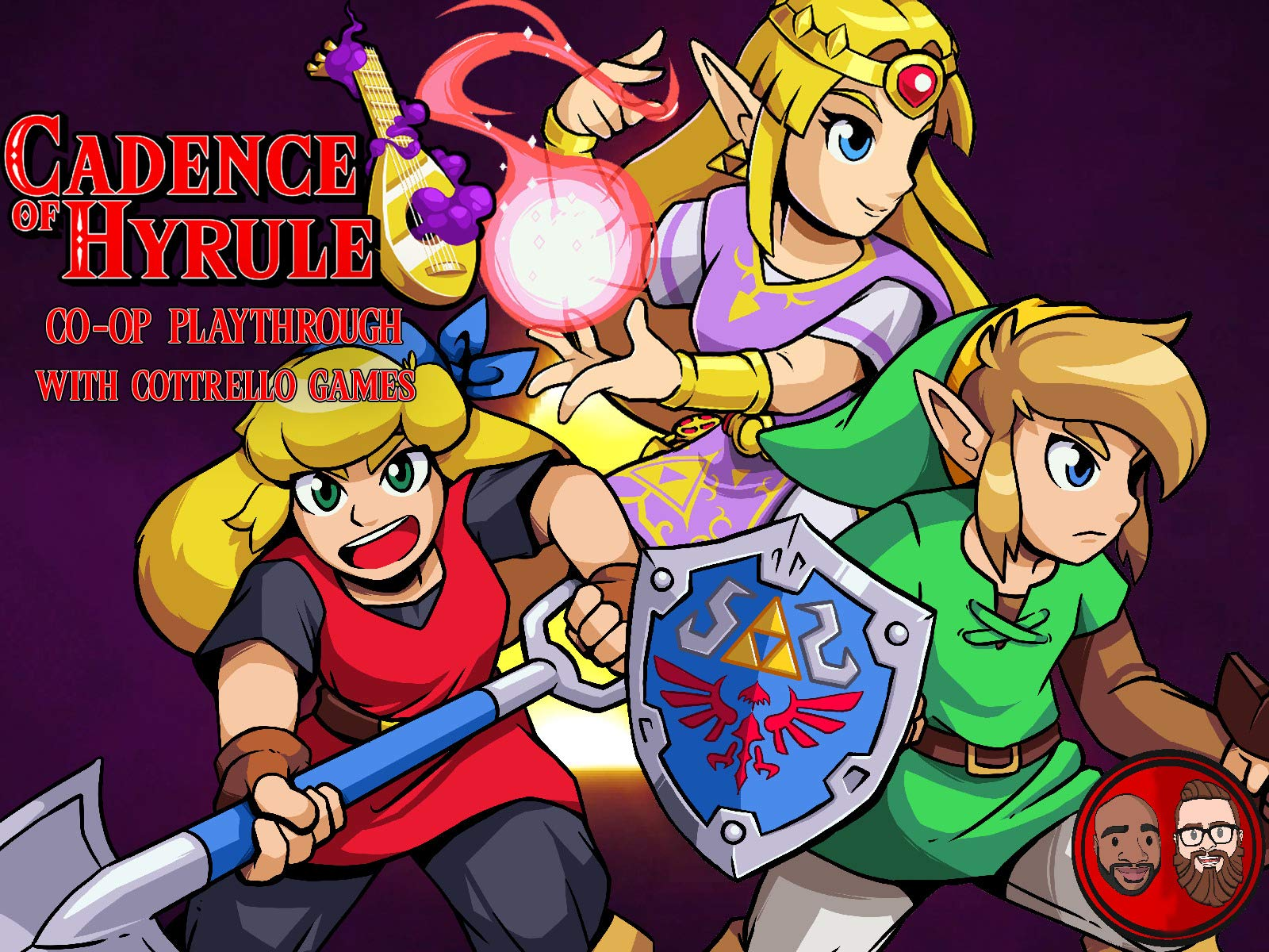 Cadence of Hyrule Co-Op Playthrough with Cottrello Games on Amazon Prime Video UK
