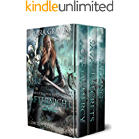 Evernight: Limited Edition Boxed Set of Ciara Graves : Venomous Vixens & Savage Sorcery