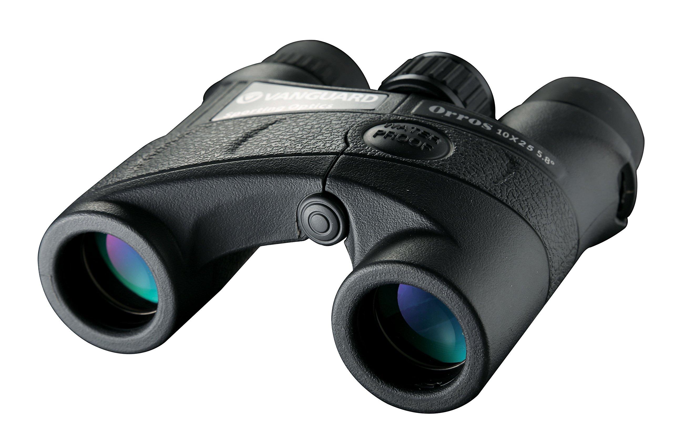 Vanguard Orros 8x25 Lightweight Compact Binocular, Waterproof/Fogproof by Vanguard