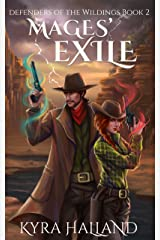 Mages' Exile (Defenders of the Wildings Book 2) Kindle Edition