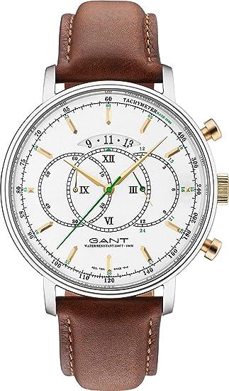 eb4c00e769c7 GANT CAMERON W10898 Cronógrafo para hombres  Amazon.es  Relojes