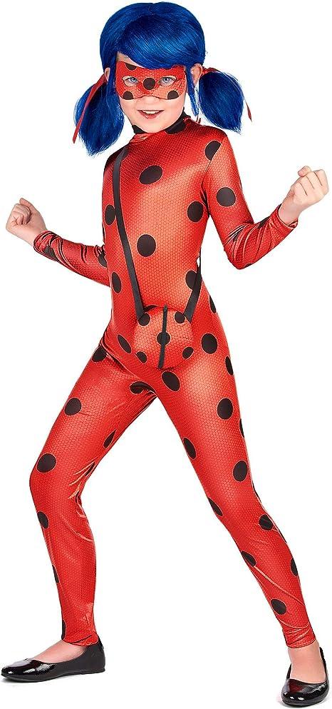 Generique Disfraz Ladybug niña (11-12 años): Amazon.es: Juguetes y ...