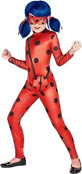 Generique Disfraz Ladybug niña (11-12 años): Amazon.es ...