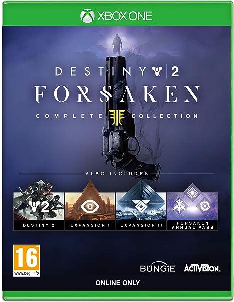 Destiny 2 Forsaken (Xbox One) (New): Amazon.es: Videojuegos
