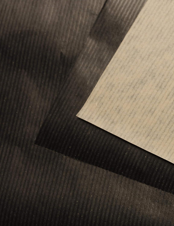 Clairefontaine 975820c Kraftpapier Packung Mit 25 Blatt 90g Din A2 42 X 59 4 Cm Ideal Für Kunstprojekte Und Zum Einpacken Braun Schwarz Bürobedarf Schreibwaren