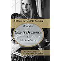 Cora's Deception (Brides of Cedar Creek Book 1)